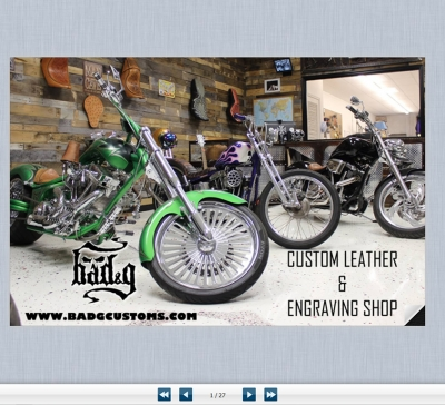 BAD&G CUSTOMS E-CAT